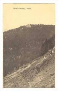Hotel Altenberg- 1100m., Altenburg (Saxony), Germany, 1900-1910s
