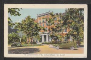 The Charlottetown Hotel,Charlottetown,PEI,Canada Postcard
