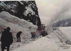 Snow Blower , Canyon Highway , B.C. , 60-80s