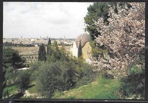 Jerusalem, Dominus Flevit Chapel, unused