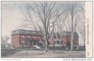 Elliot City Hospital Keene New Hampshire