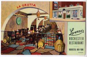 Lorenzo's Restaurant, Rochester NY