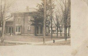 RP: UNION CITY , Michigan , 1909 ; M.E. Parsonage