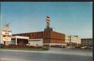 Quebec MONTREAL Grand Motor Hotel 7700 Cote de Liesse Road 1950s-1970s