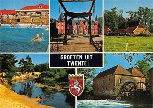 Netherlands Goreten uit Twente, De WInkel, Kasteel Twickel, Bad Boekelo