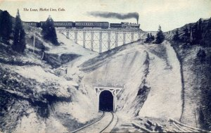 Colorado Moffat Line The Loop and Tunnel