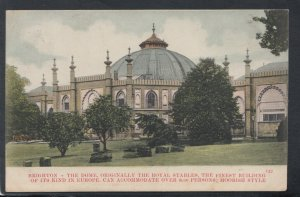 Sussex Postcard - Brighton - The Dome, Originally The Royal Stables   RS20869