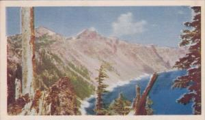 Oregon Portland Picturesque Crater Lake Is Revealed 1941