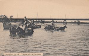 URUGUAY (E.R.) , Puente sobre el Rio Itape , 00-10s