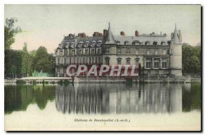 Old Postcard Rambouillet S and O