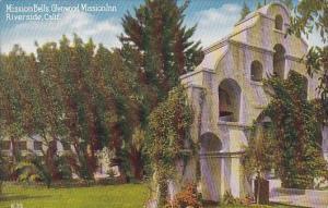 California Riverside Mission Bells Glenwood Inn