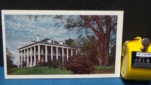 STD Vintage Dunleith Mansion Natchez Mississippi Unposted c1969