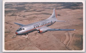 American Airlines Convair 240 propliner, Airline Issued