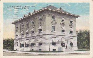 South Carolina Florence U S Post Office And Court House 1930
