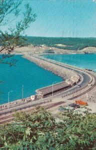 Canada Nova Scotia Cape Breton Canso Causeway 1961