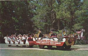 Free Sleigh ride to and from Tommy Bartlett's Deer Ranch,  Silver Springs,  F...