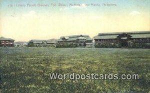 Cavalry Parade Grounds, Fort William McKinley Manila Philippines Unused