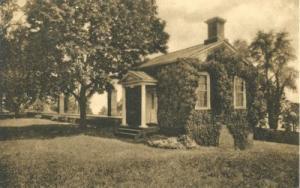 Monticello, Honeymoon Lodge, Virginia, early 1900s unused...