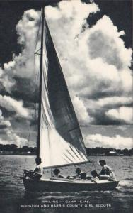 Sailing Camp Tejas Houston And Harris County Girl Scouts Artvue