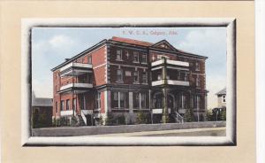 CALGARY, Alberta, Canada, 1900-1910's; Y.M.C.A. Building