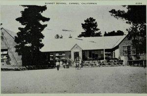 C.1930's-40's RPPC Crystal Lake, California Postcard F88