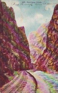 Royal Gorge Colorado 1908
