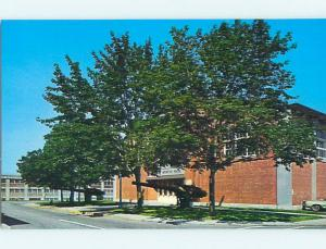 Unused Pre-1980 MORTON HALL AT US NAVY SUBMARINE BASE Groton CT t4106-12