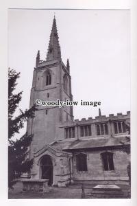 cu2399 - St Andrew's Church - Asgardby - Lincolnshire - Postcard