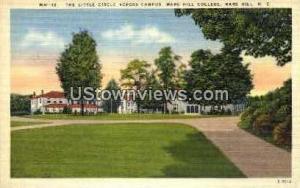 Mars Hill College Mars Hill NC Unused