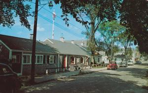SOUTH DARTMOUTH, Massachusetts, 1940-1960's; The Packet, Inc., Classic Cars