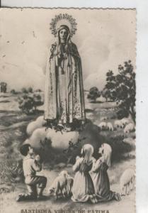 Postal 010324: Virgen de Fatima