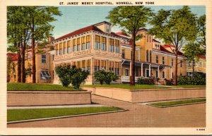New York Hornell St James' Mercy Hospital
