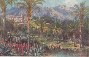 MONTE CARLO, 00-10s; Les Jardines ; TUCK 992 no. 117