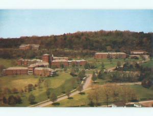 Pre-1980 HOSPITAL SCENE Oneonta New York NY W6677