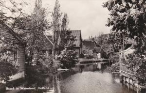 RP: Broek in Waterland , Netherlands, 30-40s