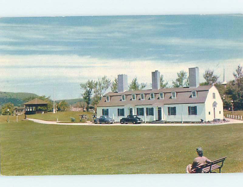 Pre-1980 OLD FORT Annapolis Royal - Near Digby & Bridgetown Nova Scotia NS G0227