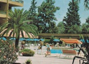 MARRAKECH , Morocco , 1950-70s ; Hotel ES-SAADI, Swimming Pool