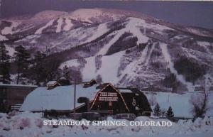 Colorado Steamboat Springs Pine Grove Restaurant