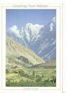 Postal 046737 : Hoper Valley. Pakistan