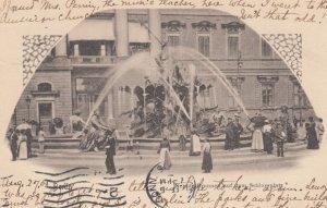 BERLIN , Germany , 1905 ; Neptune Brunnen