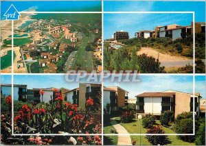 Postcard Modern Seignosse Le Penon Vacation Village Families The Turqets