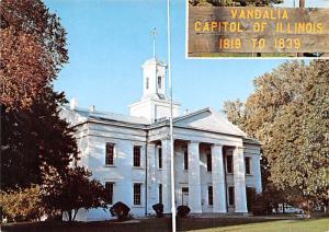 Vandali Caiptol of Illinois - Vandalia, Illinois