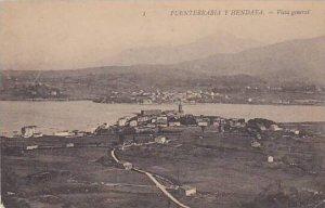 Spain Fuenterrabia Vista General