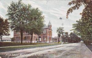 High School, Washington, C.H, Ohio, PU-00-10s