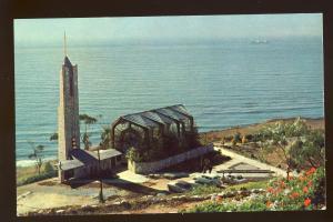 Rancho Palos Verdes, California/CA Postcard, Wayfarers' Chapel