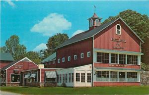 Country Kitchen Restaurant Long Ridge Road Stamford Connecticut CT Postcard