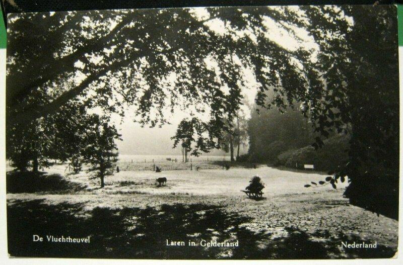 Netherlands De Vluchtheuvel Laren in Gelderland - posted 1967