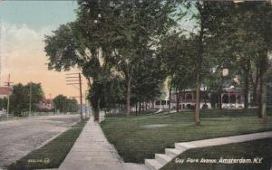 Guy Park Avenue, AMSTERDAM, New York, PU-1909
