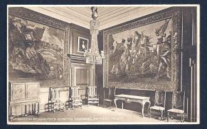 Audience Chamber Holyrood Palace Edinburgh unused c1930's