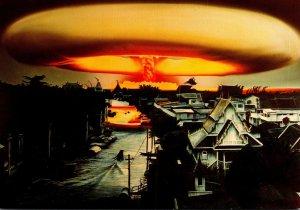 Canada Vancouver Art Nuko Series Getting Bombed In Bangkok By Carl Chaplin